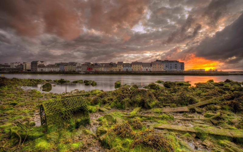 Galway, Ireland, could be the first holiday for Britons this summer - Getty