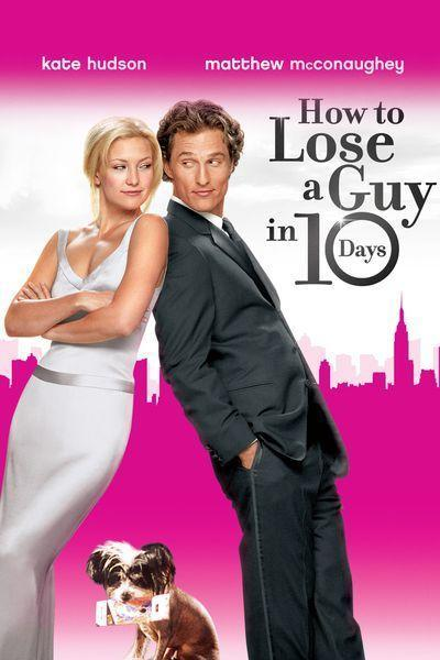 "<p>When Andie (Kate Hudson) makes a bet that she can get rid of a guy in 10 days and Ben (Matthew McConaughey) makes a bet that he can get a girl in 10 days, they find themselves in the sort of scenario that seems doomed to fail. The pair's electric chemistry makes this one so much fun to watch. </p><p><a class=""link rapid-noclick-resp"" href=""https://www.amazon.com/How-Lose-Guy-10-Days/dp/B0035ASCTS/ref=sr_1_1?s=instant-video&ie=UTF8&qid=1544049731&sr=1-1&keywords=how+to+lose+a+guy+in+10+days+prime&tag=syn-yahoo-20&ascsubtag=%5Bartid%7C10055.g.3243%5Bsrc%7Cyahoo-us"" rel=""nofollow noopener"" target=""_blank"" data-ylk=""slk:STREAM NOW"">STREAM NOW</a></p>"