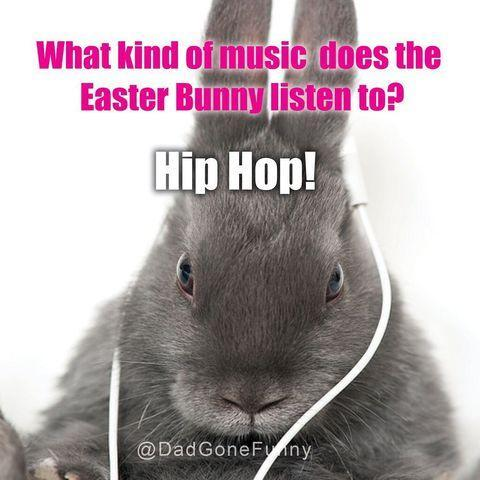 """<p>You definitely need to tell one (or all) of these at your next Easter celebration. </p><p><a href=""""https://www.instagram.com/p/B-4vTE7lEl8/&hidecaption=true"""" rel=""""nofollow noopener"""" target=""""_blank"""" data-ylk=""""slk:See the original post on Instagram"""" class=""""link rapid-noclick-resp"""">See the original post on Instagram</a></p>"""