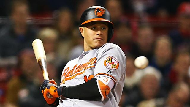 The Orioles fielded trade offers for Machado, but agreed to terms on a one-year deal.
