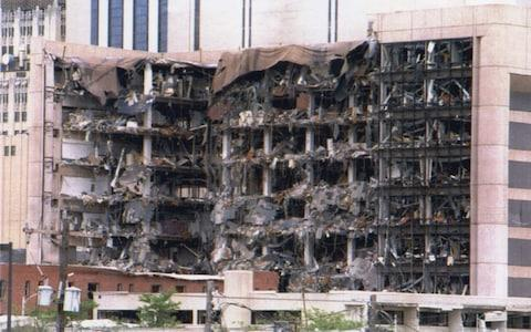 The Oklahoma city bombing was carried out with the same ingredient - Credit: Bob Daemmrich