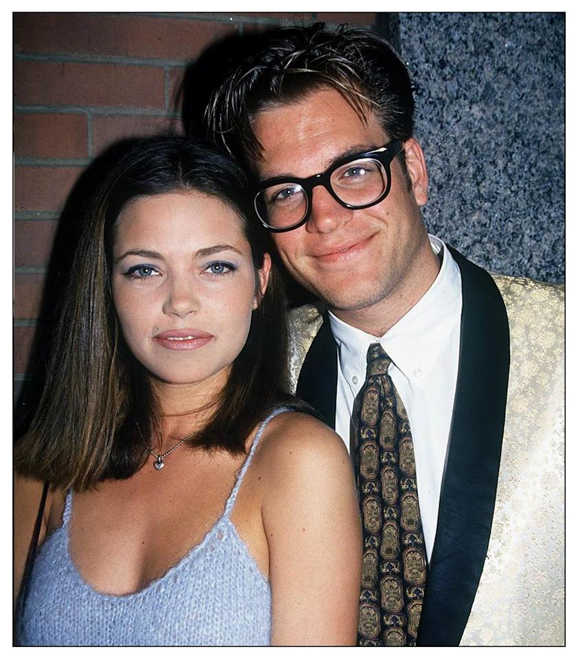 """Then: Michael Weatherly began his professional acting career with a one-episode role as Theo Huxtable's roommate on """"<a href=""""/cosby-show/show/51"""">The Cosby Show</a>."""" After that, he landed on the soap operas """"<a href=""""/loving/show/31868"""">Loving</a>"""" and """"<a href=""""/city/show/29581"""">The City</a>."""" Recently, he starred opposite Jessica Alba in """"<a href=""""/dark-angel/show/406"""">Dark Angel</a>."""" <a href=""""http://bit.ly/w06zcN"""" rel=""""nofollow"""">View the entire gallery at Snakkle.</a>"""