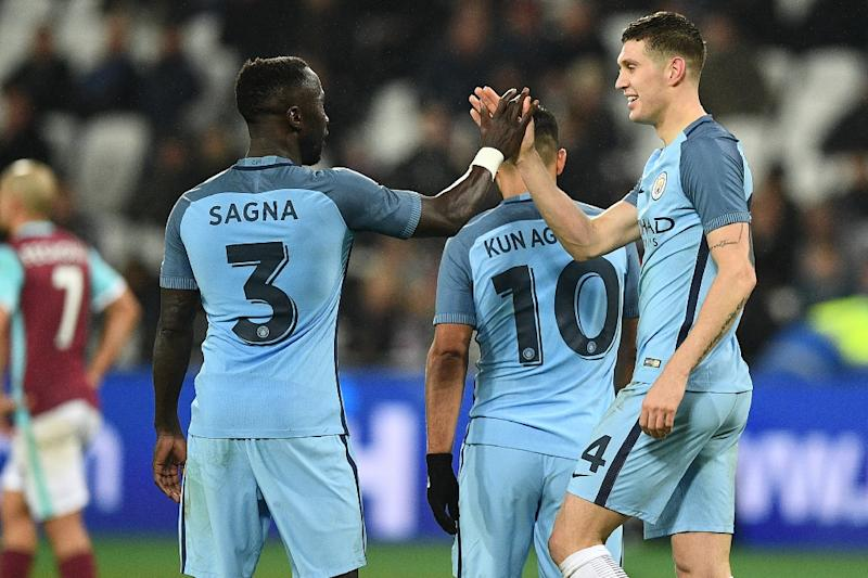 Image result for bacary sagna celebrate 2017