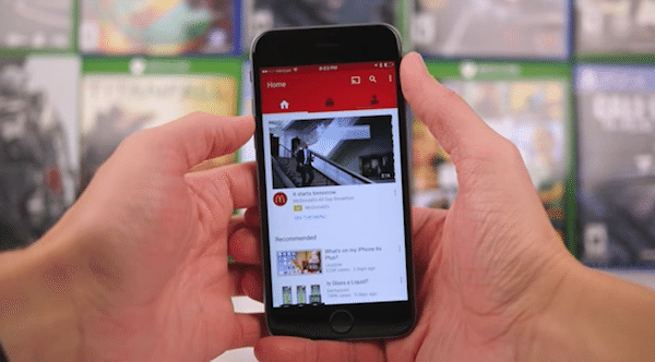 YouTube Updates iPhone Video Resolution Options