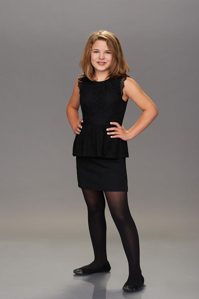 "Anna Christine is one of the Top 60 acts on NBC's ""America's Got Talent"" Season 8."