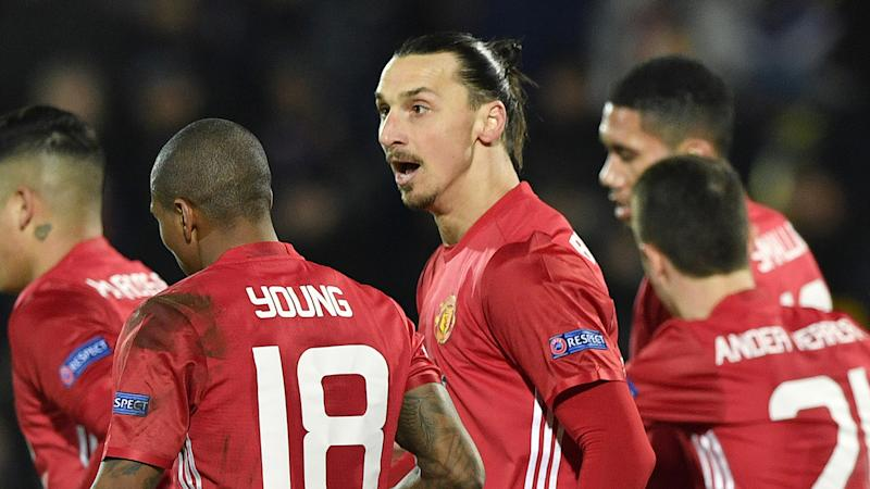 Tiredness behind Ibrahimovic omission against Chelsea, says Mourinho