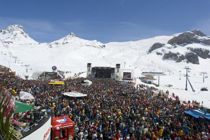 Ischgl's annual Easter concert