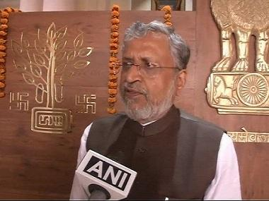 Sushil Kumar Modi files defamation suit against Rahul Gandhi for claiming that 'all thieves share Modi surname'
