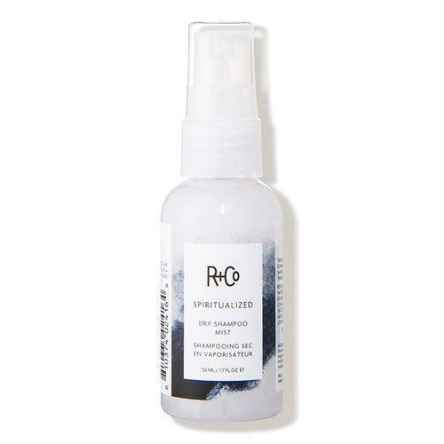 "<h3>R+Co Spiritualized Dry Shampoo Mist</h3><br>""Impatience is a virtue in the Sag world — if it takes too long, we're not interested,"" says Ruane. ""Personally, I love this dry shampoo — it helps eliminate the need to wash your hair, saving you precious minutes in the shower.""<br><br><br><strong>R+Co</strong> SPIRITUALIZED Travel Dry Shampoo Mist, $, available at <a href=""https://go.skimresources.com/?id=30283X879131&url=https%3A%2F%2Fshop-links.co%2F1724688743326439844"" rel=""nofollow noopener"" target=""_blank"" data-ylk=""slk:DermStore"" class=""link rapid-noclick-resp"">DermStore</a>"