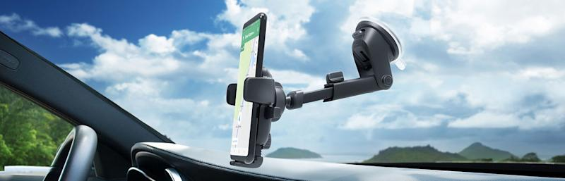 Save up to 47 percent on iOttie car mounts, today only! (Photo: Amazon)