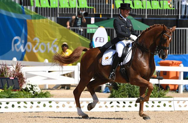 Dressage is the event that is all about the high steps. Despite a 12-year absence, the equestrian has been featured regularly since 1900.