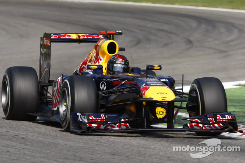 "Red Bull RB7 - 12 victorias<span class=""copyright"">Alessio Morgese</span>"