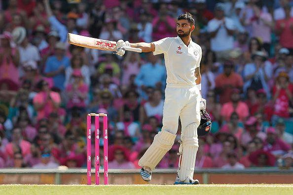 5 times when Virat Kohli helped India to victory with scintillating tons.