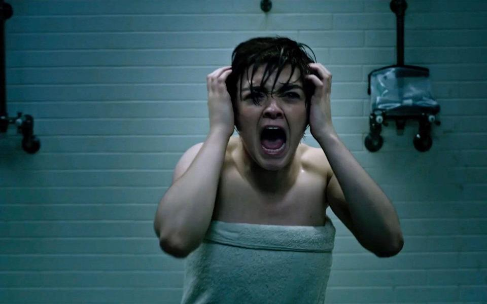 'Bonkers': Maisie Williams in The New Mutants