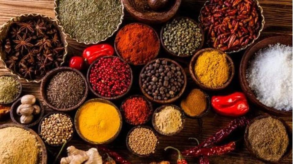 Seven main spices of Indian cooking, and their uses