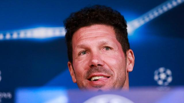 Jose Gimenez, Juanfran and Sime Vrsaljko are all unavailable to face Real Madrid, but Atletico Madrid's Diego Simeone is unconcerned.