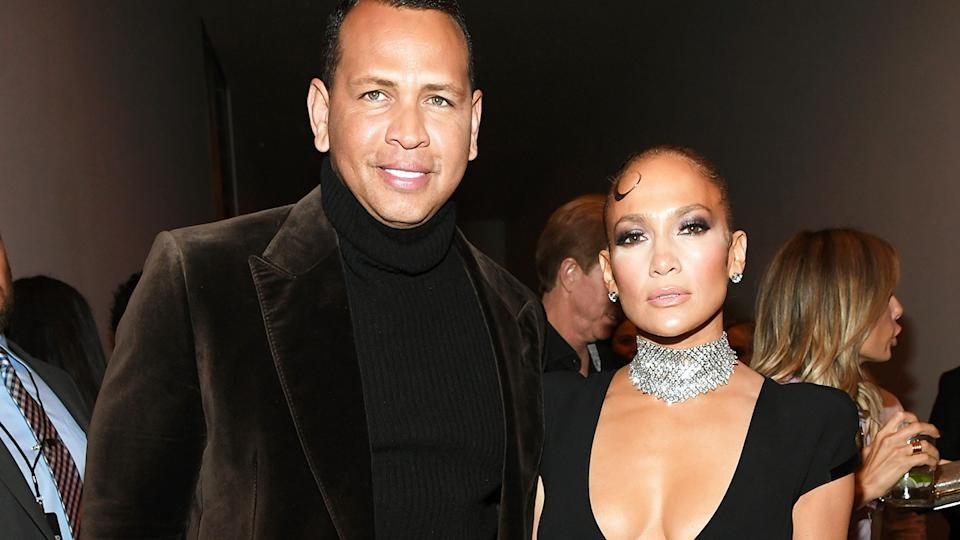 Alex Rodriguez has launched a bid to take over the NBA's Minnesota Timberwolves. (Photo by Kevin Mazur/Getty Images)