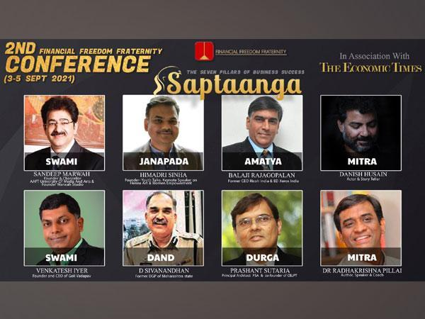 Saptaanga Model, paving the growth for leaders- A leadership conclave for financial experts