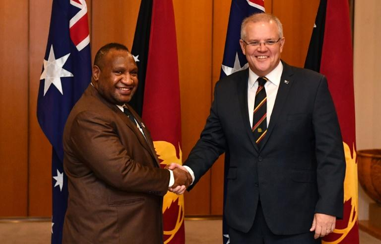 Canberra has refused to take in asylum seekers from PNG or Nauru, insisting this would encourage more people to make the perilous sea journey to Australia