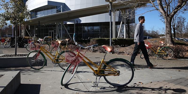 Google loses almost 250 employee cycles a week