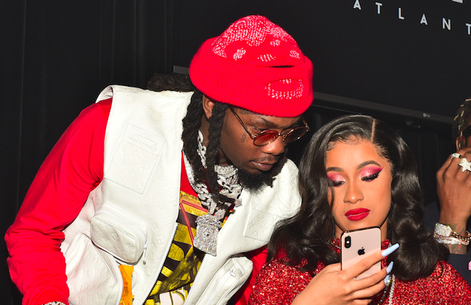 Offset Cardi B Um Yeah Instrumental: Offset Shows Love To Cardi B In Wake Of 'Drugging' Controversy