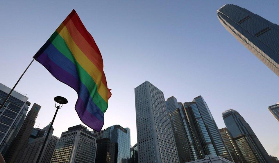 Some Hong Kong lawmakers expressed concerns the Games would provide a platform for encouraging same-sex marriage in the city. Photo: Felix Wong