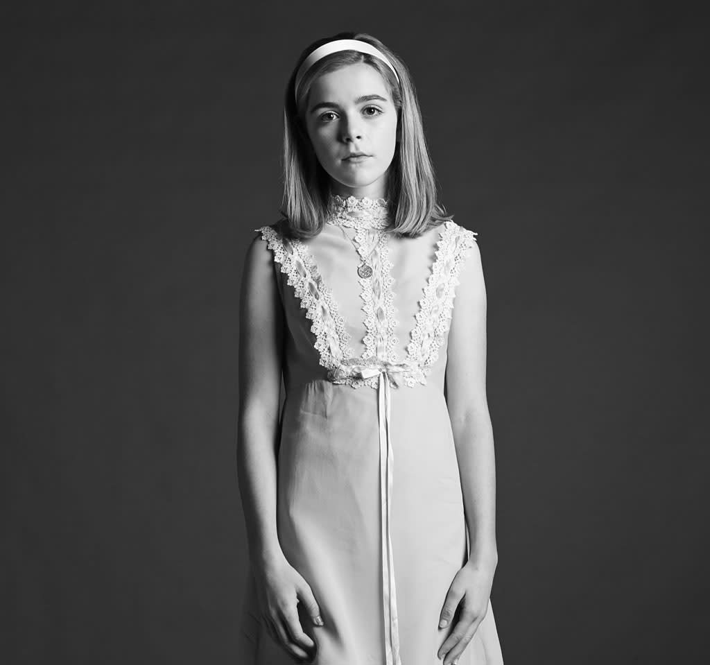 Sally Draper (Kiernan Shipka) - Mad Men - Season 6 - Gallery - Photo Credit: Frank Ockenfels/AMC