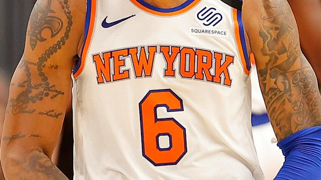 The New York Knicks are the NBA's priciest team, ahead of the Los Angeles Lakers and Golden State Warriors, per the magazine's calculations.
