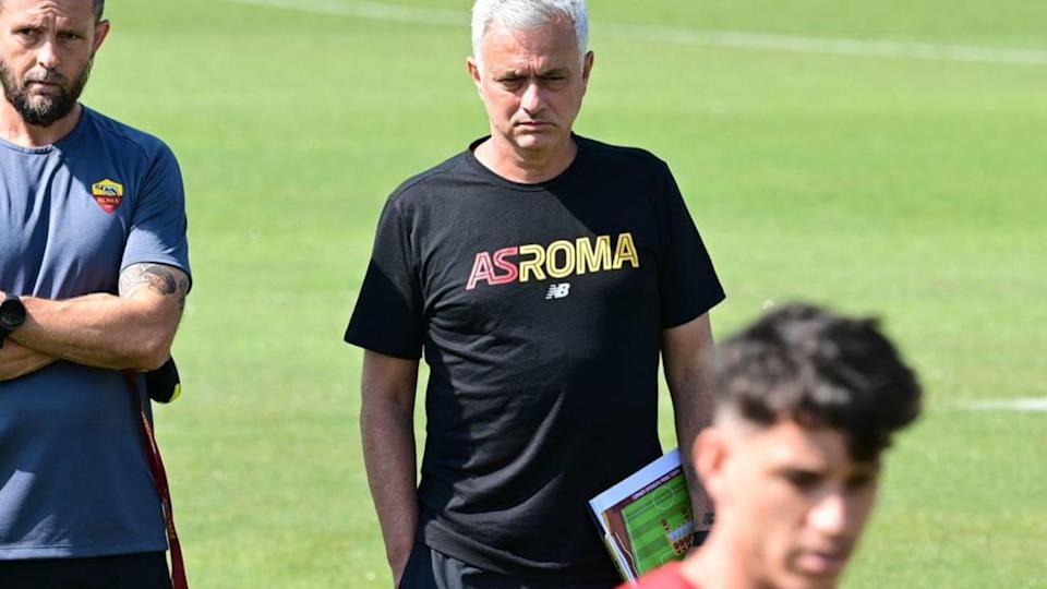 José Mourinho | Luciano Rossi/Getty Images