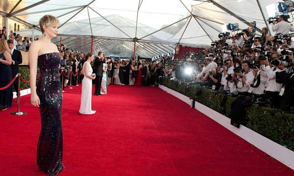 20th Annual Screen Actors Guild Awards, run up to 2014 Academy Awards