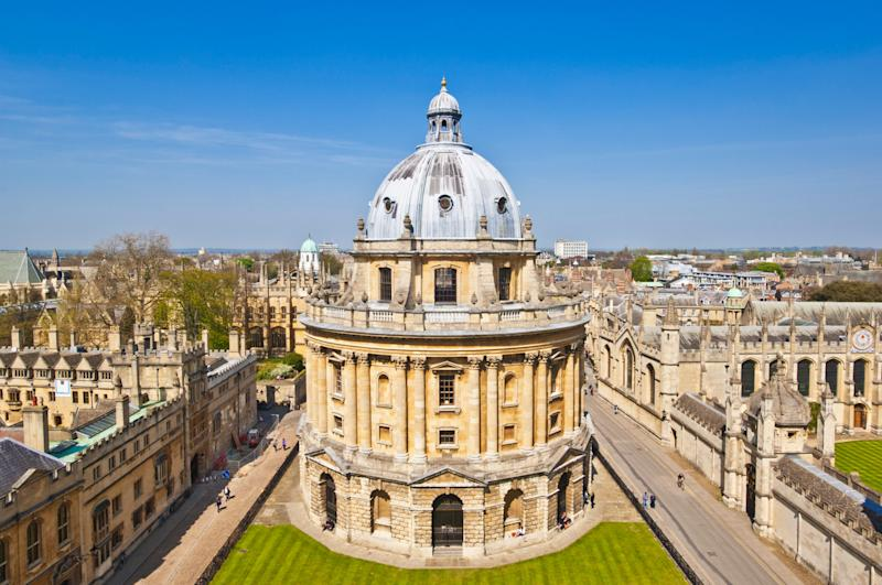 "Last year Oxford law students were told they could skip lectures covering violent cases if they feared the content would be too ""distressing""  - Credit:  eye35.pix / Alamy Stock Photo"
