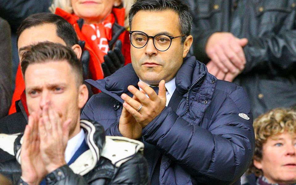 Marathe is currently in negotiations with Leeds owner Andrea Radrizzani over increasing the American Football franchise's stake in the club - Getty Images