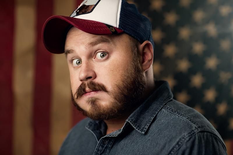 Comedian Corey Ryan Forrester is talking about gay marriage on Twitter. (Photo: Corey Ryan Forrester)