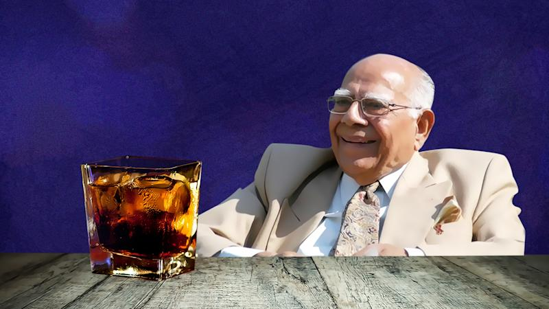 Jethmalani's 8 pm Whisky Time as Solution to India-Pak Conflict