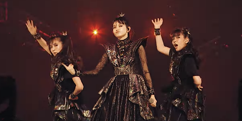 "BABYMETAL joined by potential new members in ""Pa Pa Ya!"" video and"