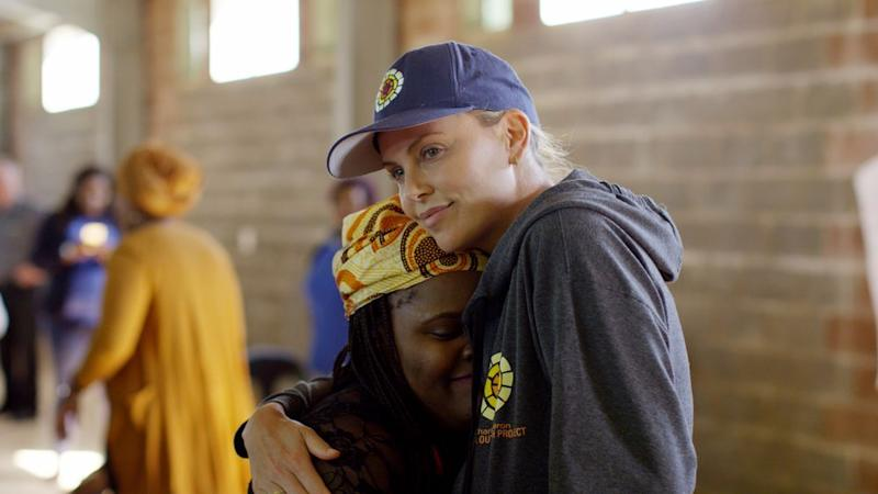 Courtesy Charlize Theron Africa Outreach Program