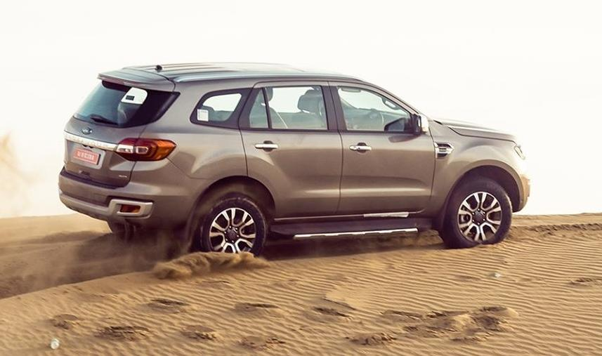 The new Endeavour gets a newer diesel engine and an astonishing 10-speed automatic gearbox. It is a full sized SUV with the most sophisticated off-roading tech and engine. All the more reason to buy it now.