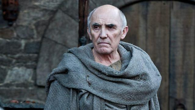 Donald Sumpter as Luwin. (Photo: HBO)