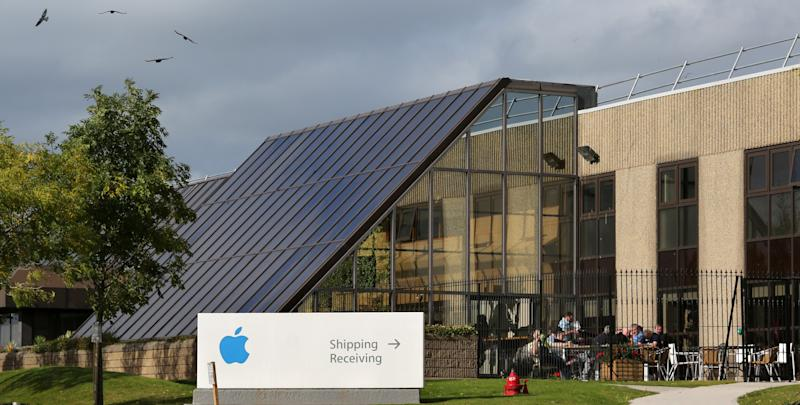 €13bn Apple tax bill cash could yet be given back