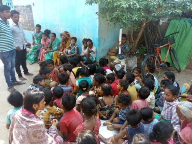 Children's Federation conducting awareness campaigns to prevent child marriages in Berhampur, Odisha