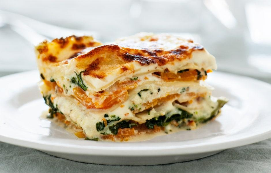"<a href=""https://www.bonappetit.com/recipe/squash-and-broccoli-rabe-lasagna?mbid=synd_yahoo_rss"" rel=""nofollow noopener"" target=""_blank"" data-ylk=""slk:See recipe."" class=""link rapid-noclick-resp"">See recipe.</a>"