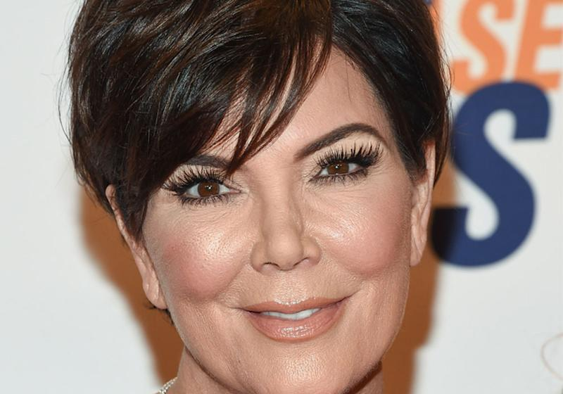 Kris Jenner Just Won Hair Makeover Of The Year Less Than