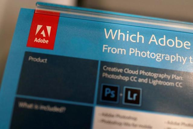 <p>Adobe Systems<br> Industry: Computer Software<br> Fortune 500 Rank: 443<br> Revenues: $5,854,000,000<br> (Reuters) </p>