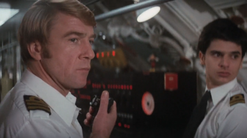 Bryan Marshall in The Spy Who Loved Me (Credit: United Artists)