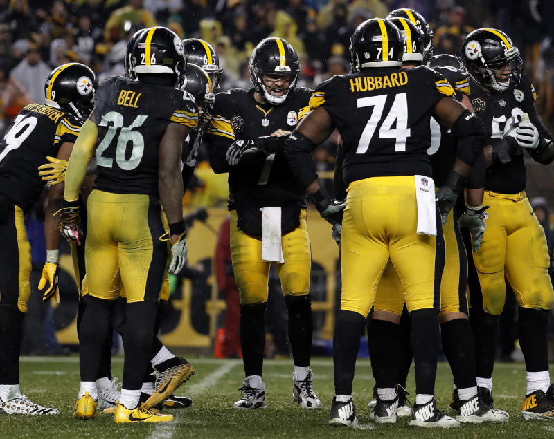 The Pittsburgh Steelers have some huge games on tap for the 2018 season. (AP)