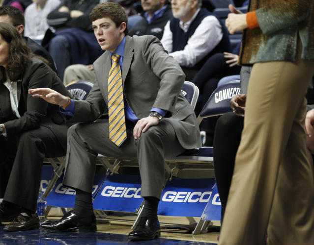 Tyler Summitt hired to be new Louisiana Tech women's basketball coach at age 23