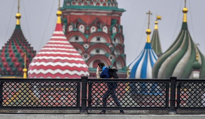A Hongkonger has relived his ordeal in Moscow, where he was detained before being deported to mainland China rather than Hong Kong. Photo: AFP