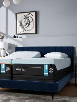 Tempur-Pedic's TEMPUR-LUXEbreeze° wins a 2019 Popular Science's Best of What's New Award in the Personal Health category. TEMPUR-breeze° mattresses are uniquely engineered to deliver all-night cooling and comfort.