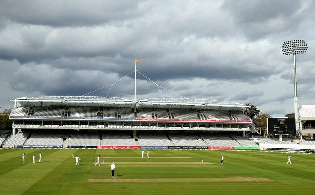 Cricket's Bob Willis Trophy final is being played in front of no spectators