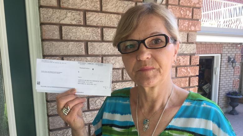 Woman stunned to receive 20-year-old bylaw ticket for off-leash dog that wasn't hers